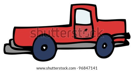 Cartoon Pickup Truck Pictures Cartoon Pickup Truck