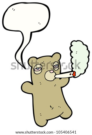 Stock Images similar to ID 72852694 - marijuana joint cartoon