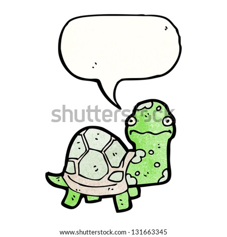 cartoon tortoise