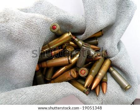 cartridges - stock photo