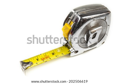 Cartridges Meters on white background. - stock photo