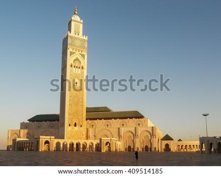 Casablanca - stock photo