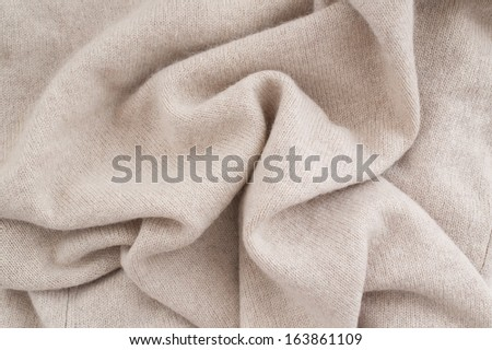 Cashmere Texture Background - stock photo