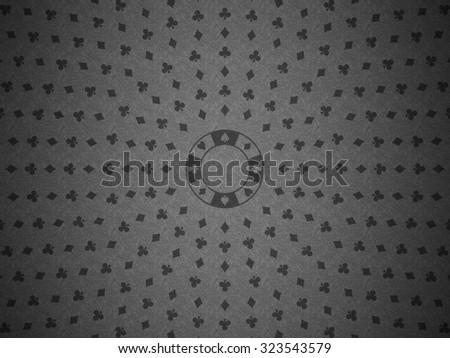 casino background - stock photo
