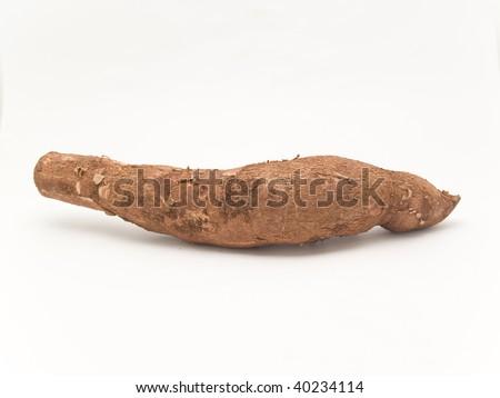 cassava - stock photo