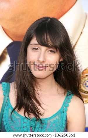 Cassidy Lehrman  at the Los Angeles Premiere of 'Paul Blart Mall Cop'. Mann Village Theatre, Westwood, CA. 01-10-09