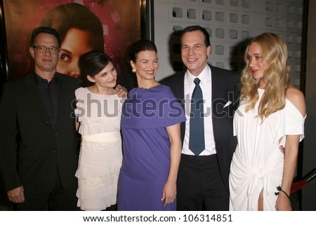 Cast and Crew of 'Big Love'  at the 3rd Season Premiere of 'Big Love'. The Cinerama Dome, Hollywood, CA. 01-14-09