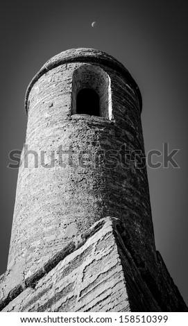 Castillo de San Marcos - stock photo