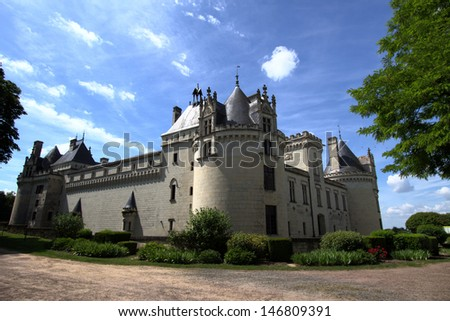 castle at breze