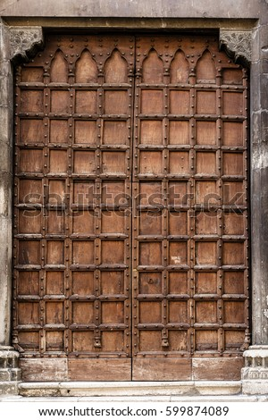 Castle Door/old wooden door/Medieval door & Castle Door Stock Images Royalty-Free Images \u0026 Vectors | Shutterstock