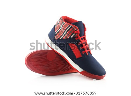Casual Shoes - stock photo