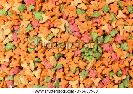 Cat Food, Dog Food, Pet Food, Food. - stock photo