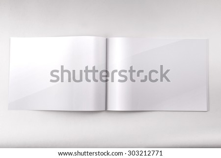 Catalog - stock photo