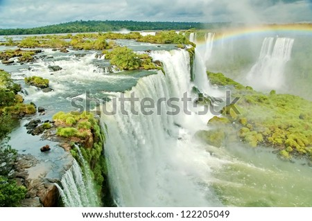 Cataratas - stock photo