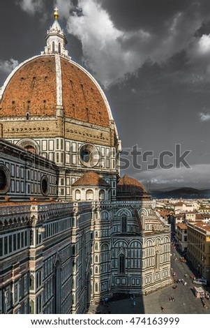 Cathedral of Duomo, Florencia Toscana, Italy
