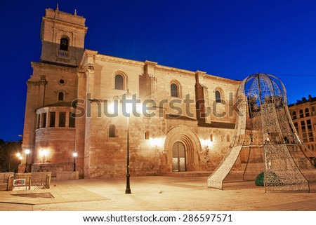 Cathedral of San Juan de Albacete
