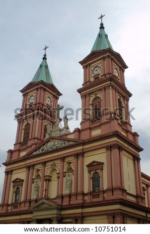 Cathedral of the Divine Saviour, Ostrava, Czech Republic