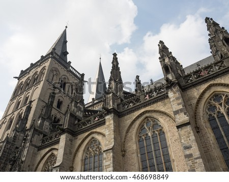 cathedral of xanten