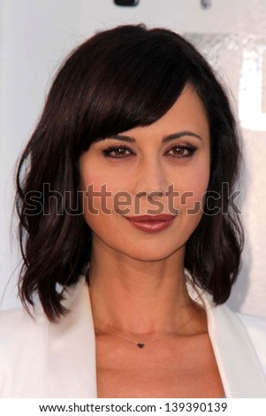 "Catherine Bell at the ""Star Trek Into Darkness"" Los Angeles Premiere, Dolby Theater, Hollywood, CA 05-14-13"