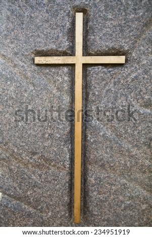 Catholic creed - stock photo