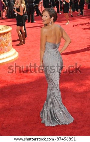 Catt Sadler at the 61st Primetime Emmy Awards at the Nokia Theatre L.A. Live. September 20, 2009  Los Angeles, CA Picture: Paul Smith / Featureflash