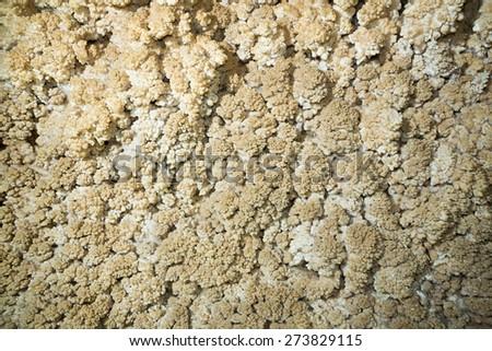 Caverns of Sonora,  National Natural Landmark, Texas - stock photo