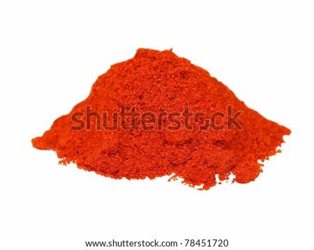 cayenne pepper - stock photo