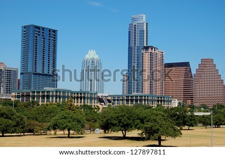 CBD in Austin, Texas