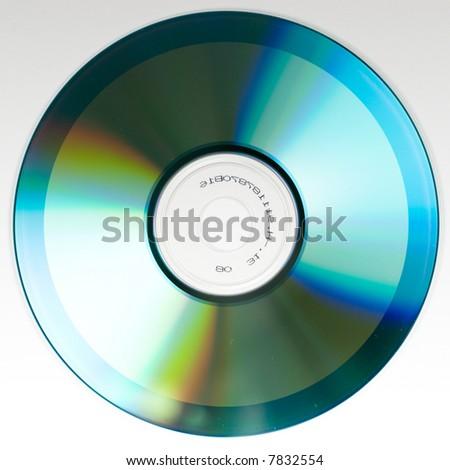 cd-rom - stock photo