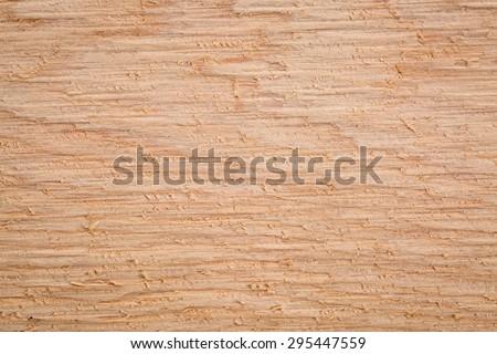 cedar wood plank textured background - macro shot - stock photo