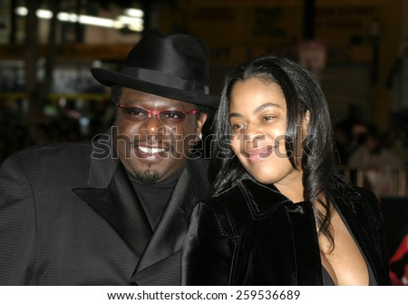 "Cedric The Entertainer at the ""Ocean's Twelve"" Los Angeles Premiere held at the Grauman's Chinese Theater in Los Angeles, California, United States on December 8, 2004."