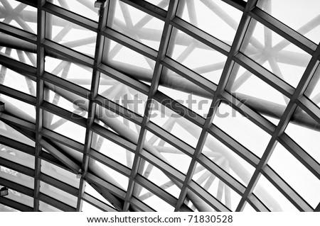 Ceiling - stock photo