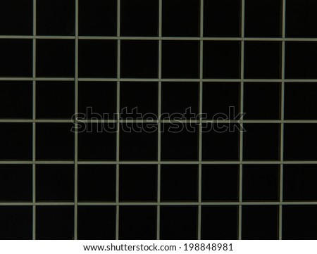 Ceiling interior of the modern architectural - stock photo