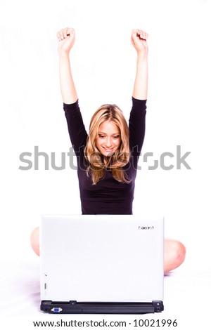 Celebrate - stock photo