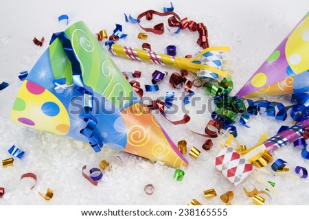 Celebration, Party New Year's Eve  - stock photo