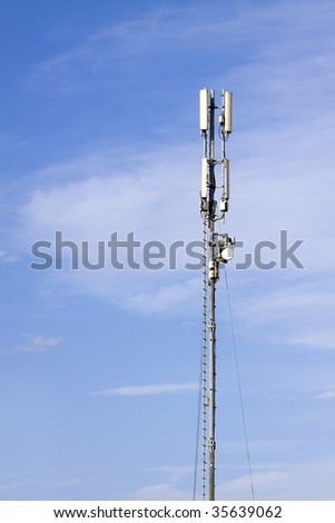 Cellphone tower repeater