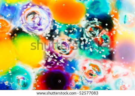 cells background - stock photo