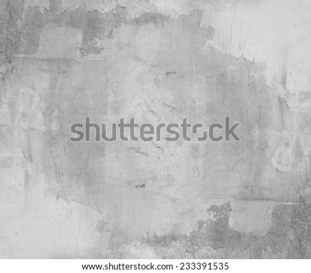 cement grunge wall - stock photo