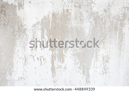 Cement grunge wall texture - stock photo