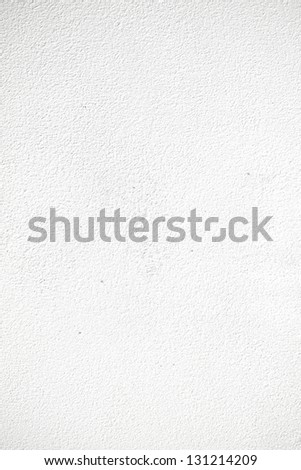 cement plaster wall background - stock photo