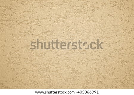 cement plaster wall texture background, brown wall texture - stock photo