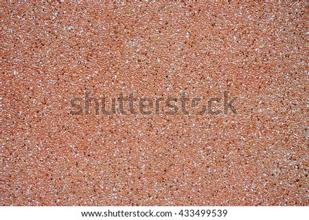 Cement stone floor, Decorative wall texture background, Rough texture - stock photo