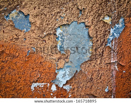Cement wall. Abstract background.   - stock photo