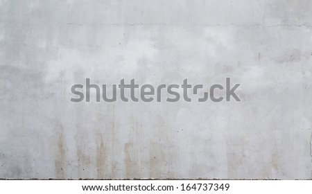Cement wall background 2 - stock photo