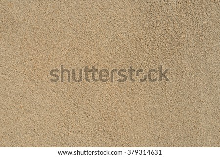 Cement wall close