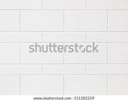 cement wall with rectangular texture background - stock photo