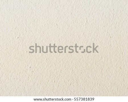 Cement wall with texture