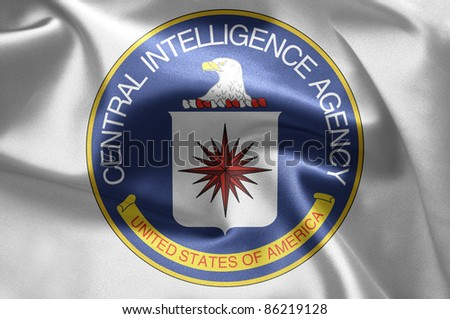 Central Intelligence Agency - stock photo