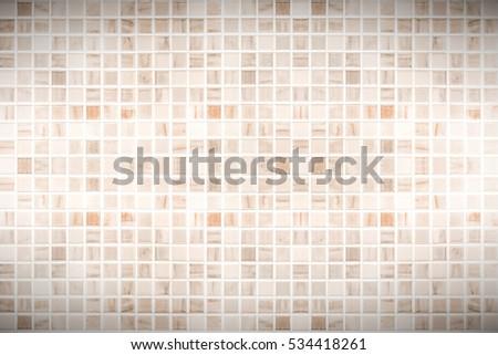 Ceramic tile access panel