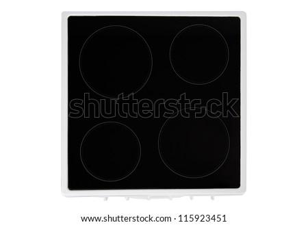 Ceramic Stove - stock photo